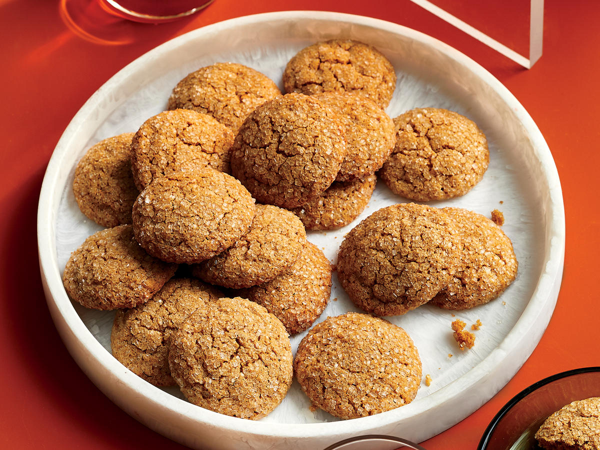Five-Spice Cookies