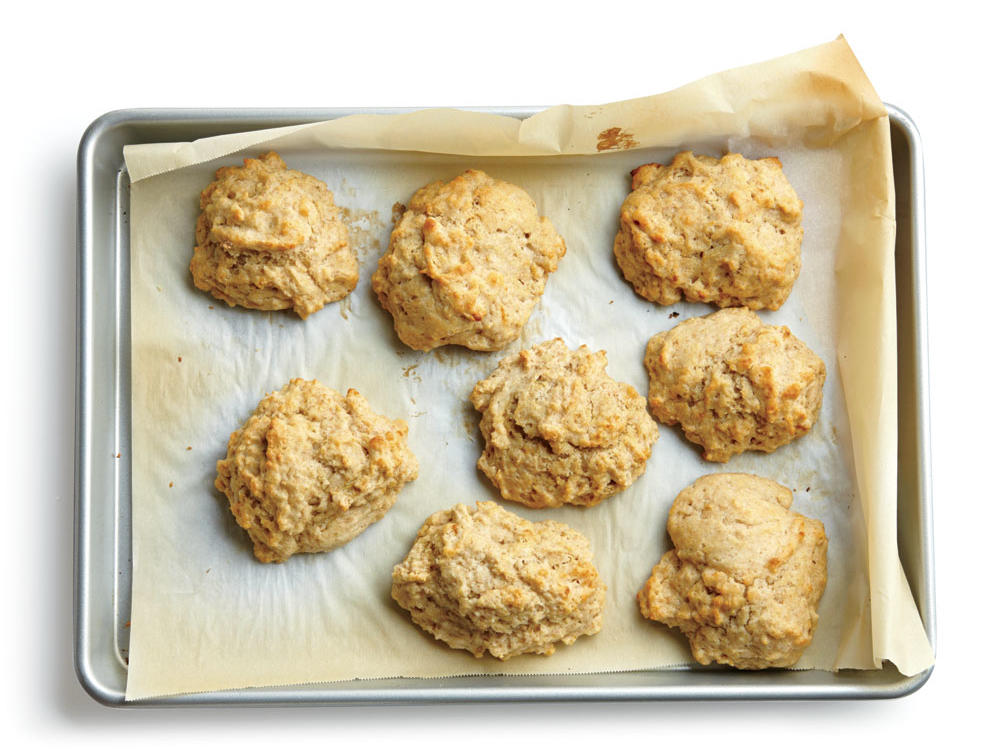 Try White Whole-Wheat Flour