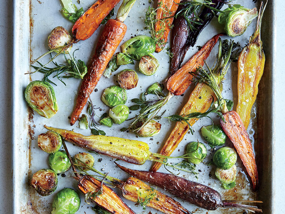 Make the Best Roasted Veggies