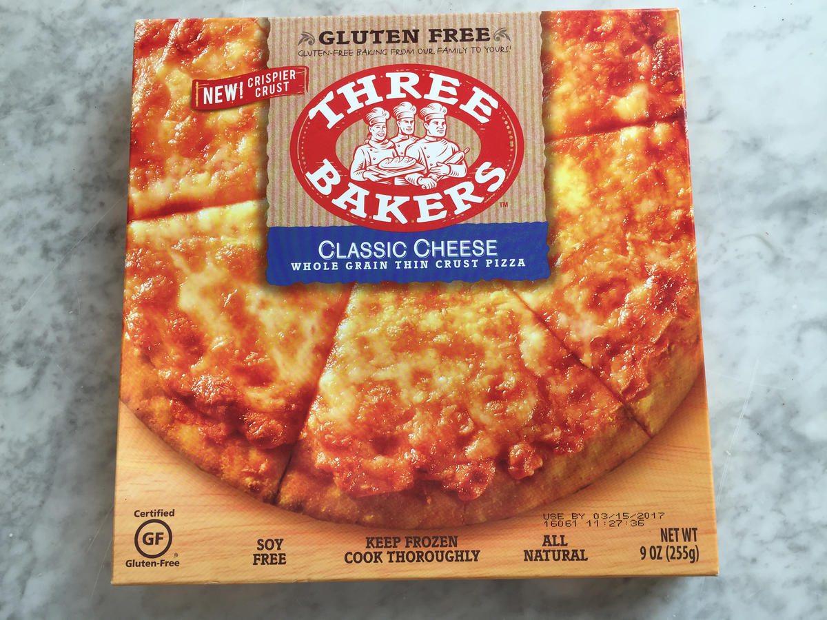 3 Bakers Cheese Pizza