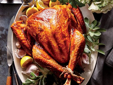 Tuscan Turkey Recipe Cooking Light