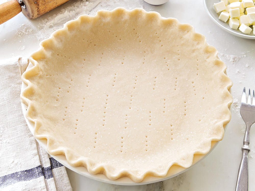 A Holiday Perfect Homemade Pie Crust Recipe Cooking Light