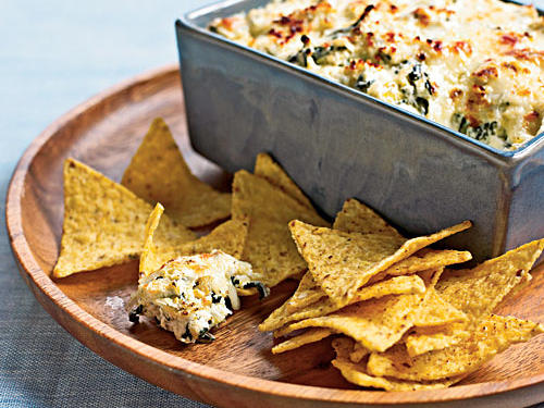 Best Appetizer: Spinach-and-Artichoke Dip