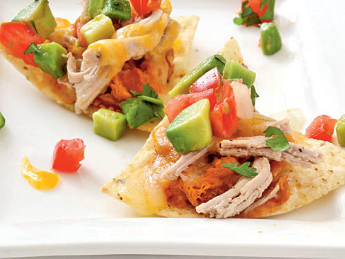 Recipe Makeover: Pork and Pinto Bean Nachos