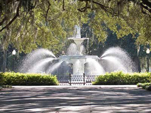 10 Best: Romantic Destinations Savannah
