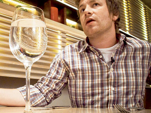 Interview with Chef Jamie Oliver