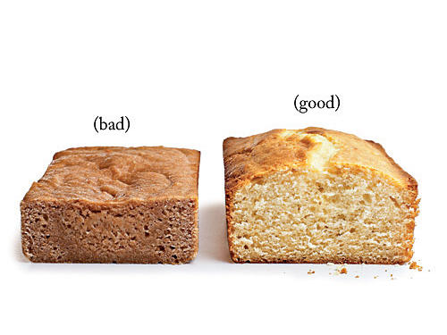 Healthy Baking Substitutions