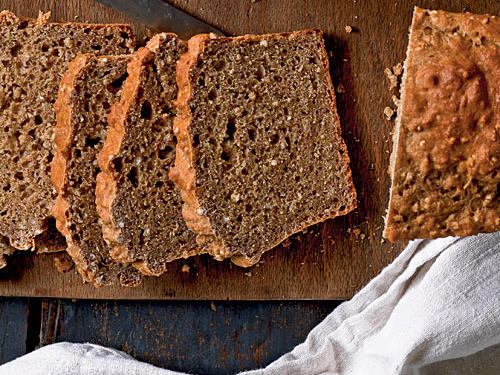 Whole-Wheat Flour Brown Soda Bread