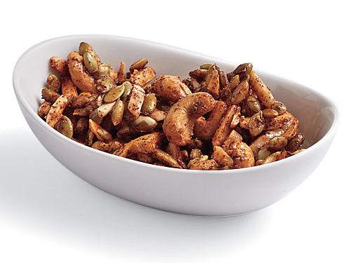Sweet Chipotle Snack Mix Recipes