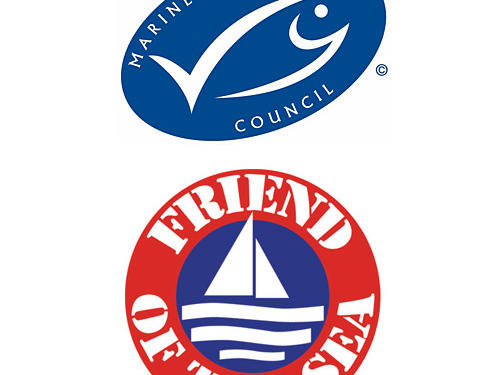 Sustainable Seafood Labels