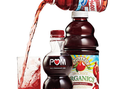 Best Store-Bought Cranberry and Pomegranate Juices