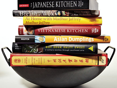 Top 8 Asian Cookbooks