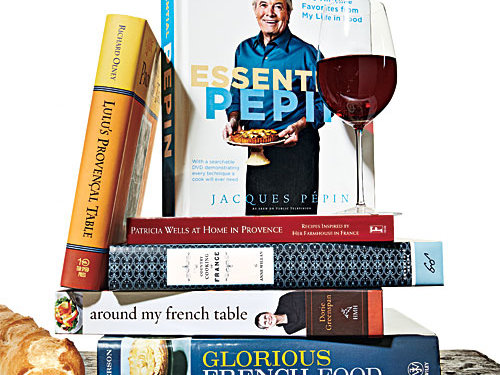 Top 6 French Cookbooks