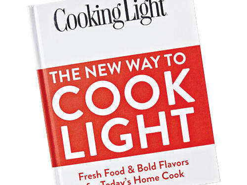 he New Way to Cook Light Cover