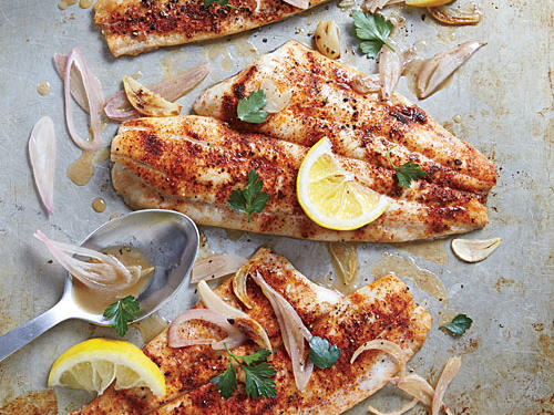 Broiled Fish