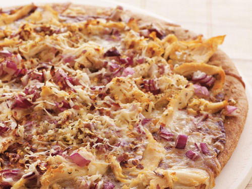 Barbecued Chicken Pizza Recipe