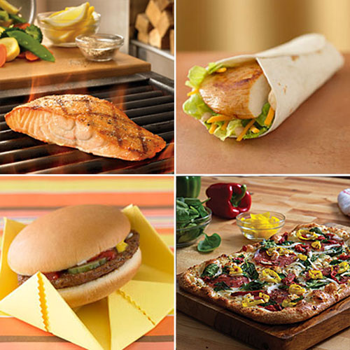 Healthy Restaurant Lunches