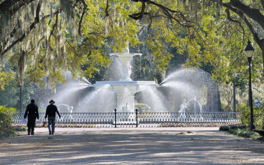 America's best cities for winter travel: Savannah