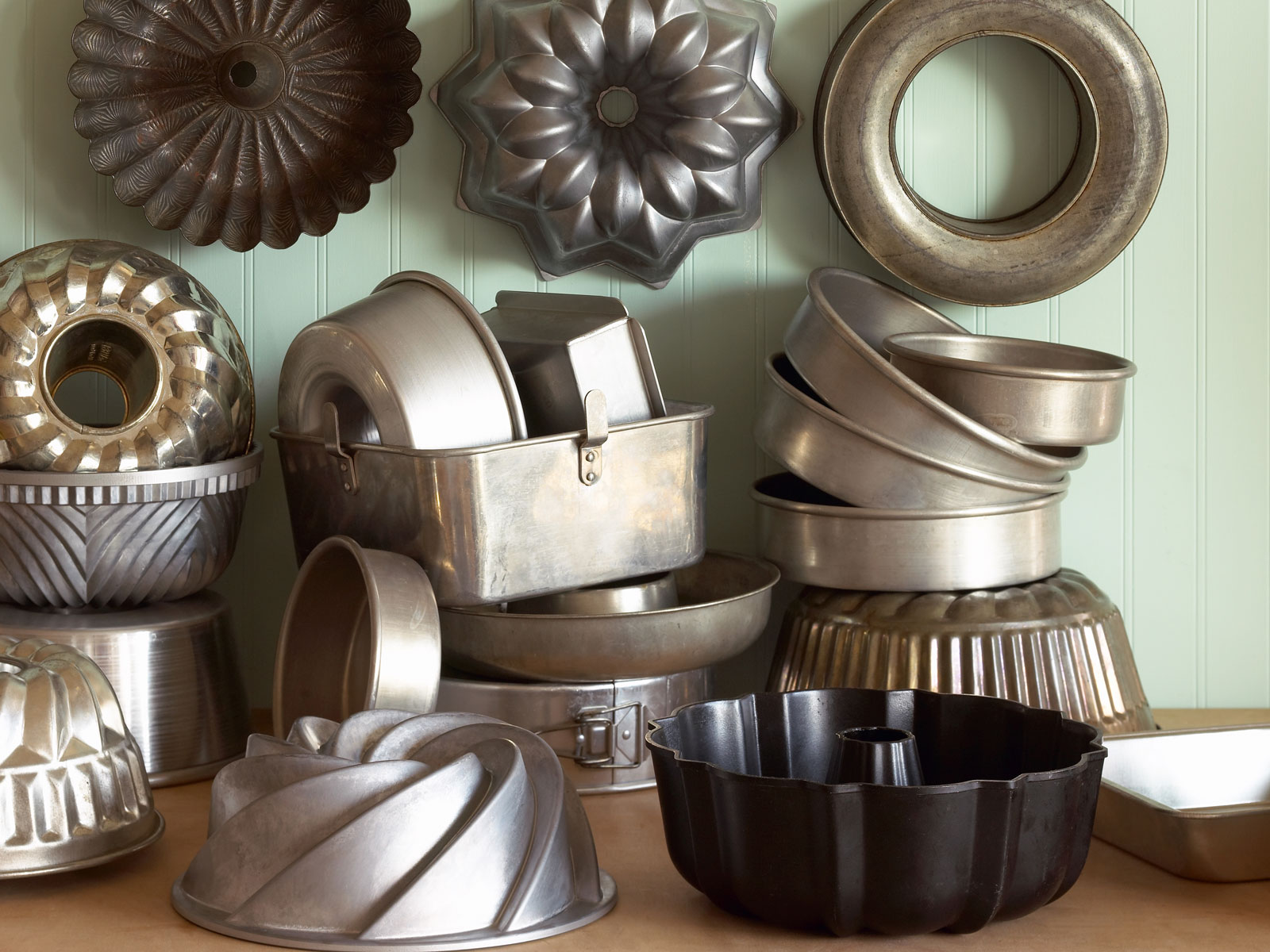 Need a Cake Pan? Check Your Local Library