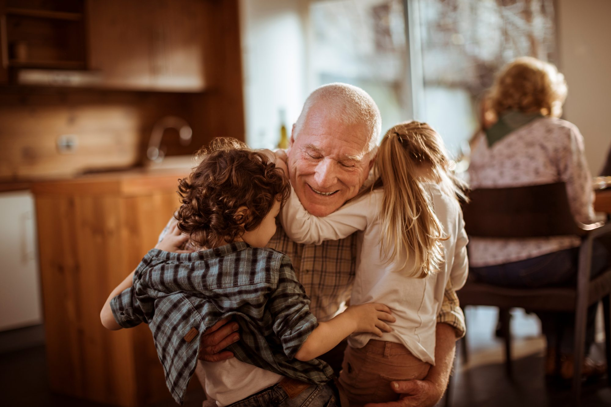 Skills Kids Can Learn from Grandparents