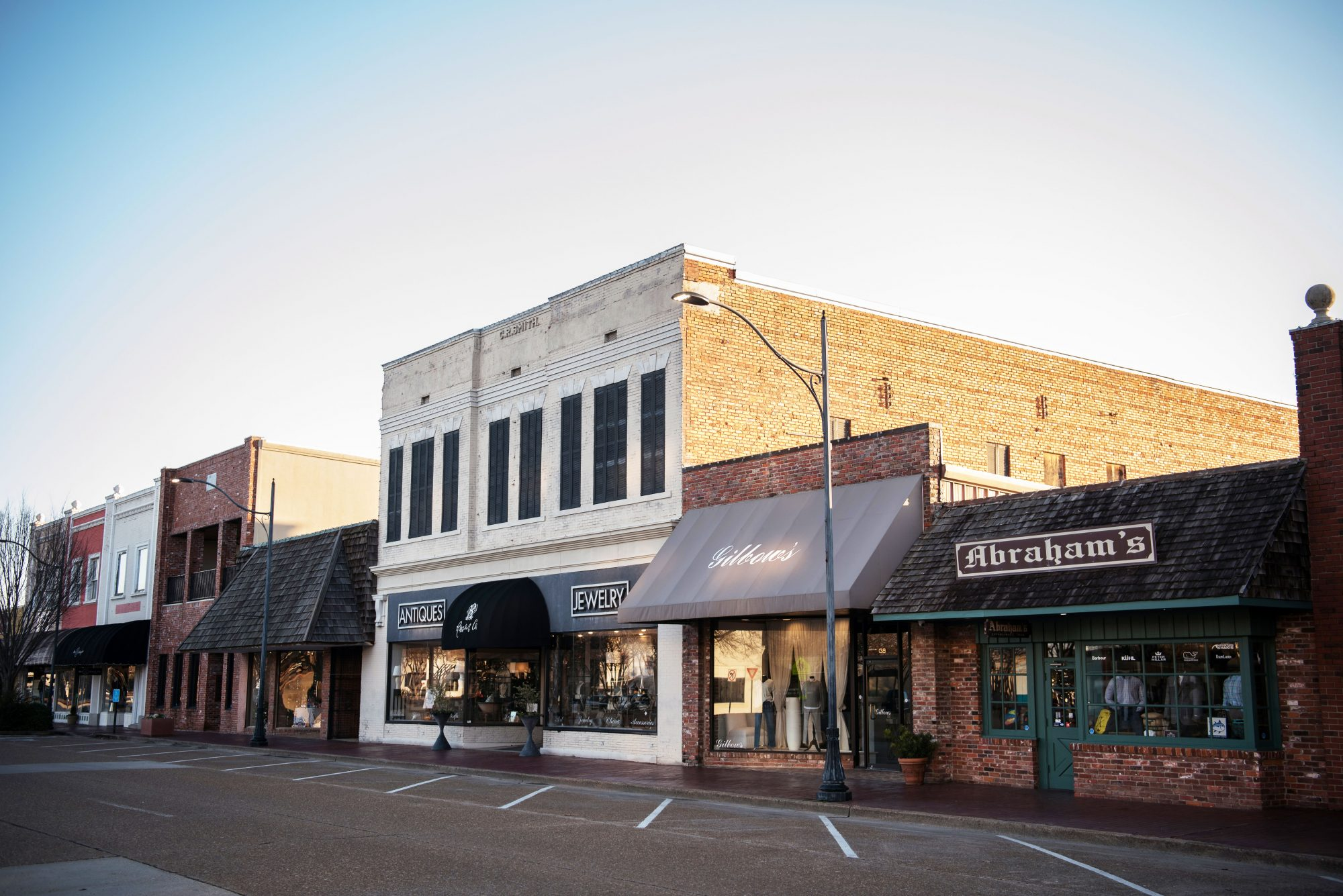 Downtown Businesses in Cleveland, MS