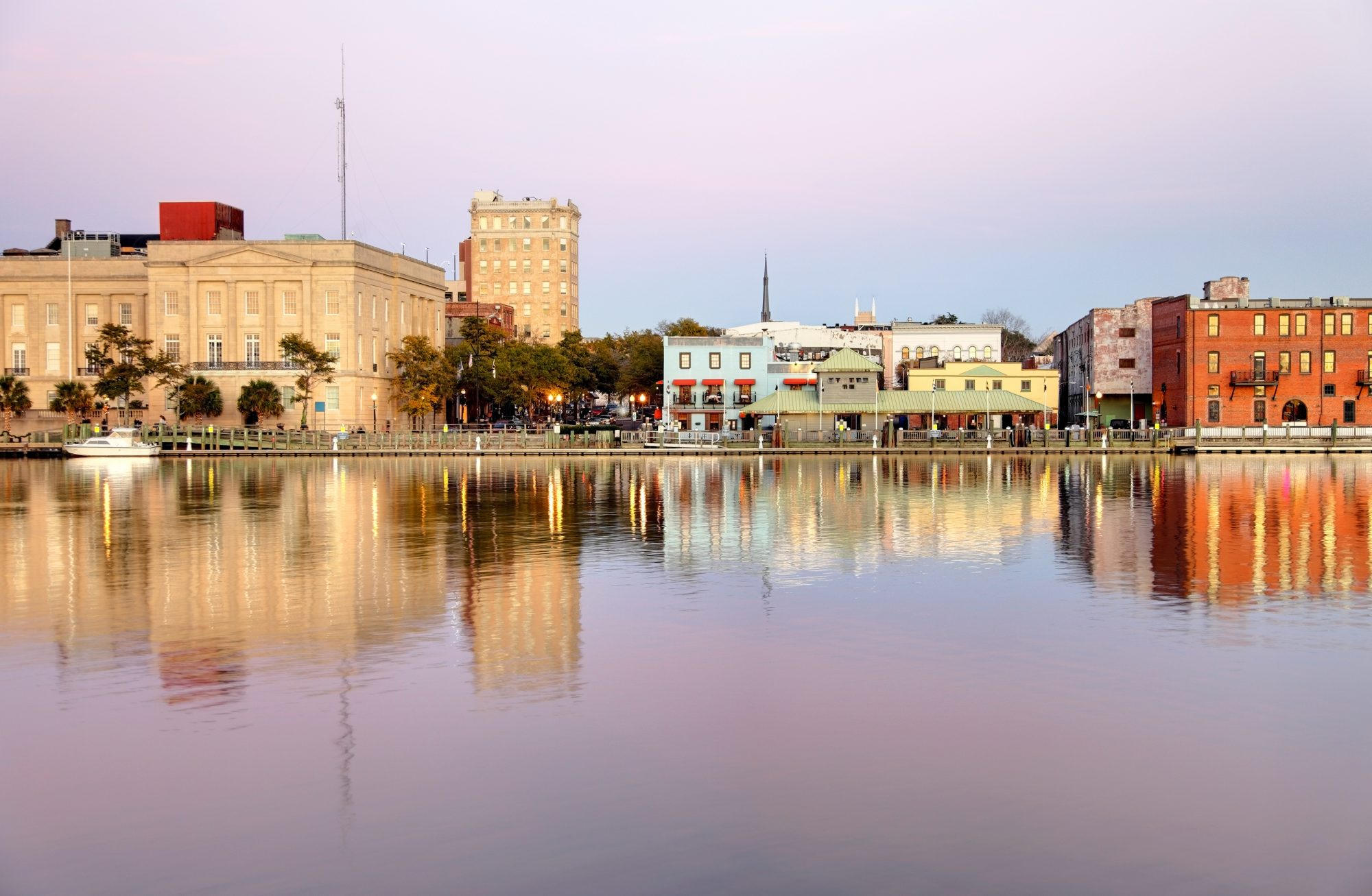 Downtown Wilmington, North Carolina