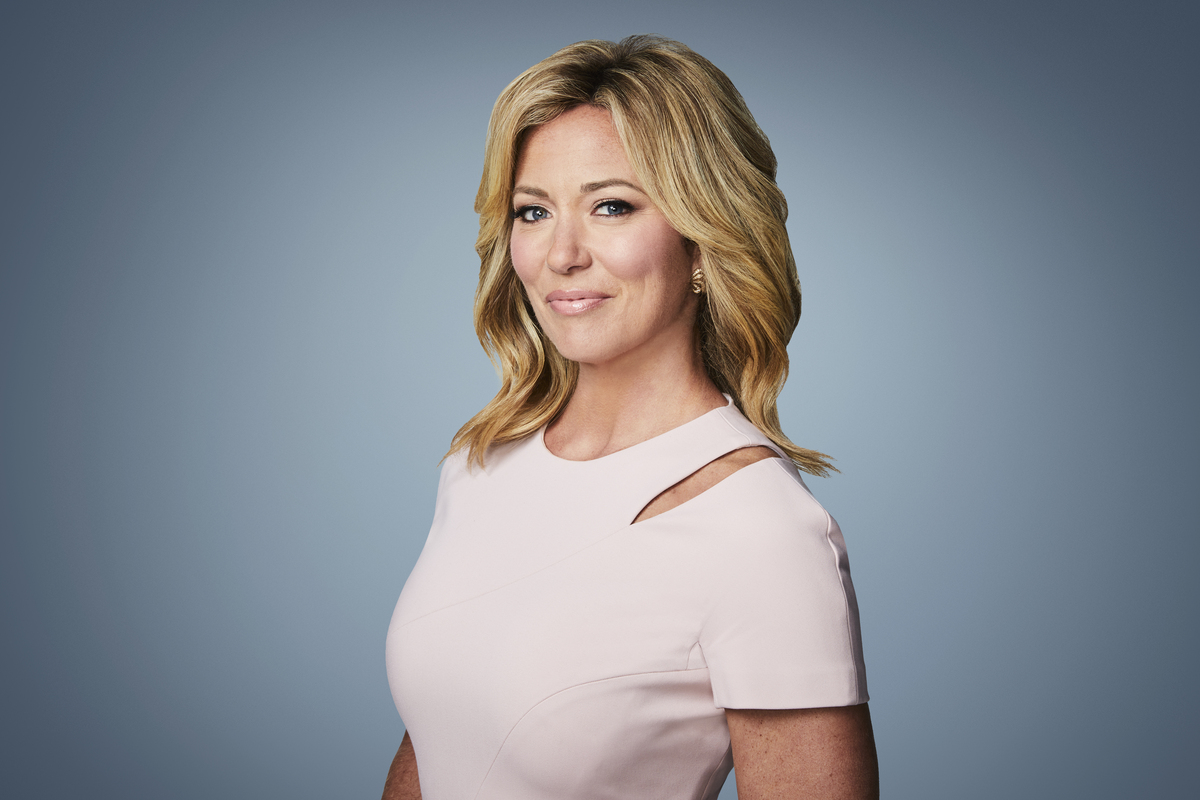 CNN Anchor Brooke Baldwin headshot