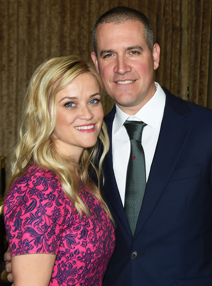 Reese Witherspoon Shares a LittleAnniversary Romance