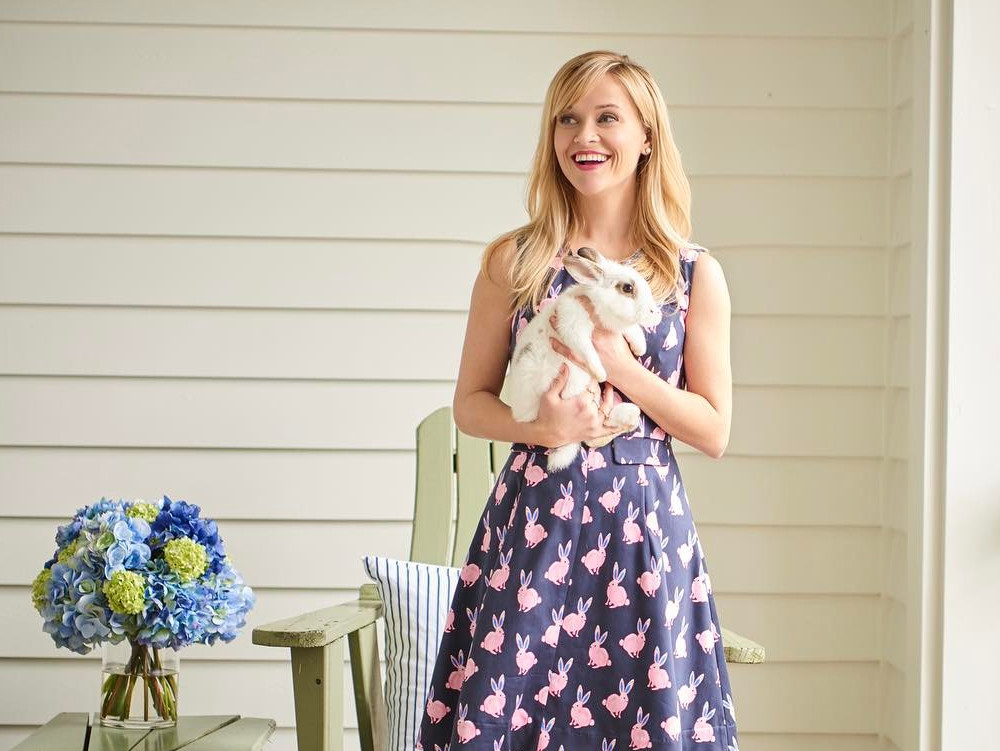 Reese Witherspoon Loves Marshmallow Peeps as Much as We Do