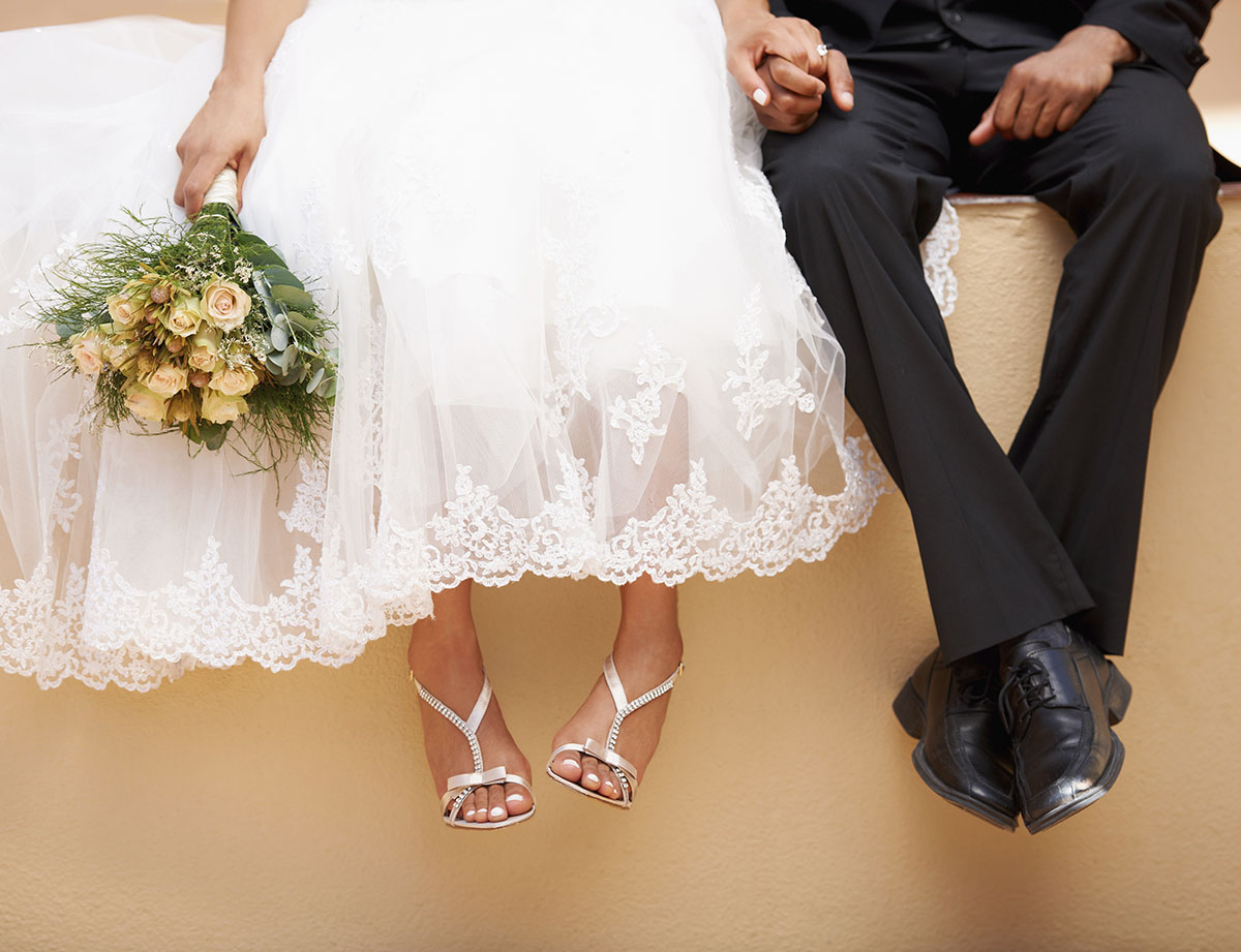 2 Easy Hacks That Could Save You $700 on Your Wedding Dress