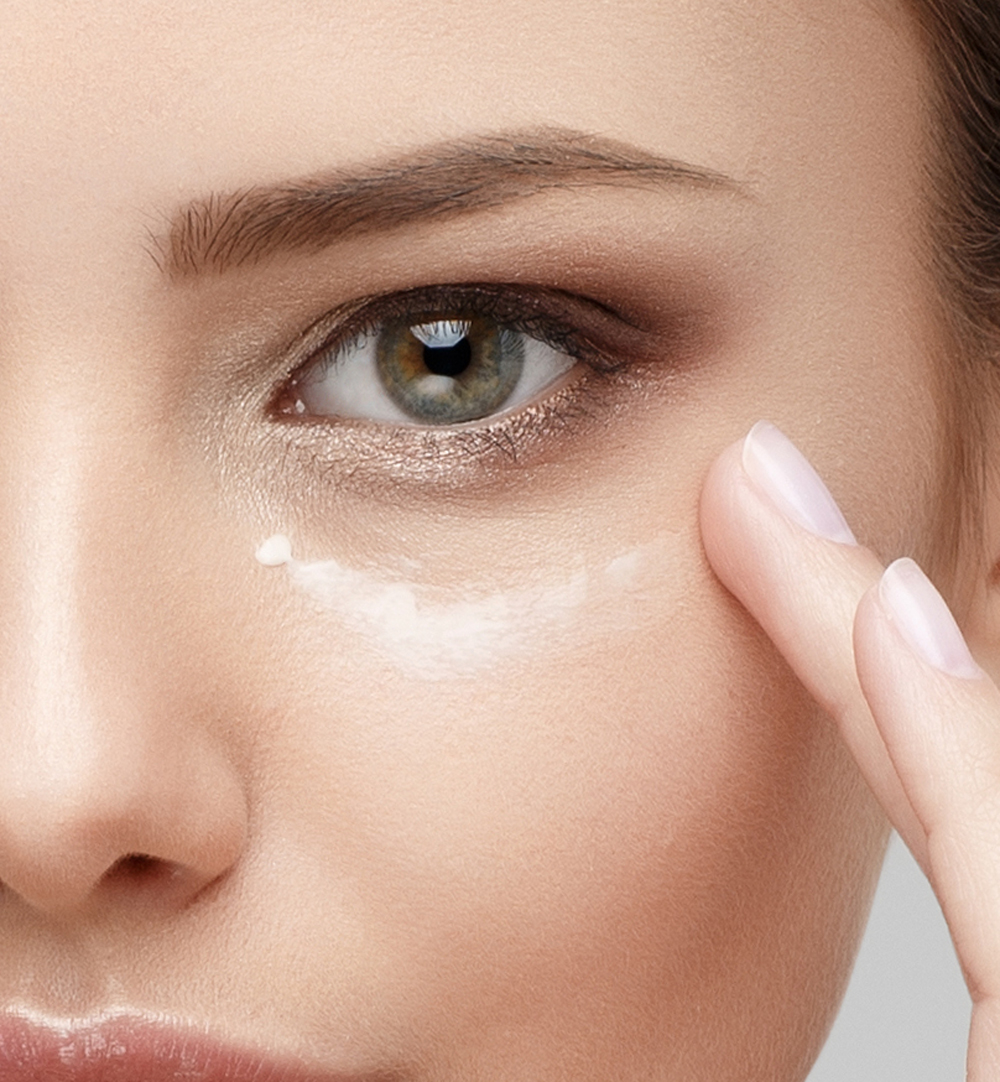 This Is How You Should Be Applying Your Eye Cream