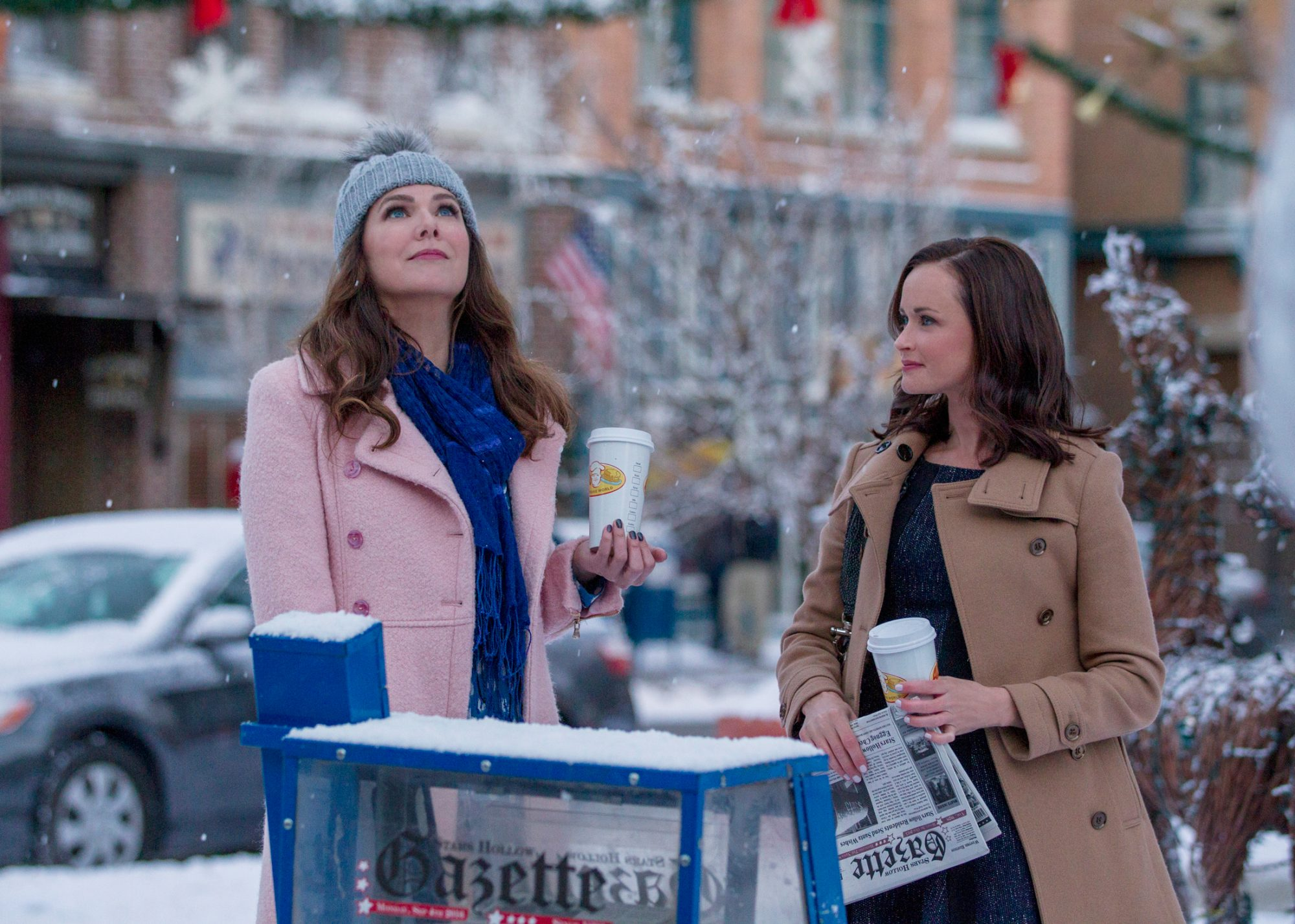 AnotherGilmore Girls RevivalMay Be in the Works
