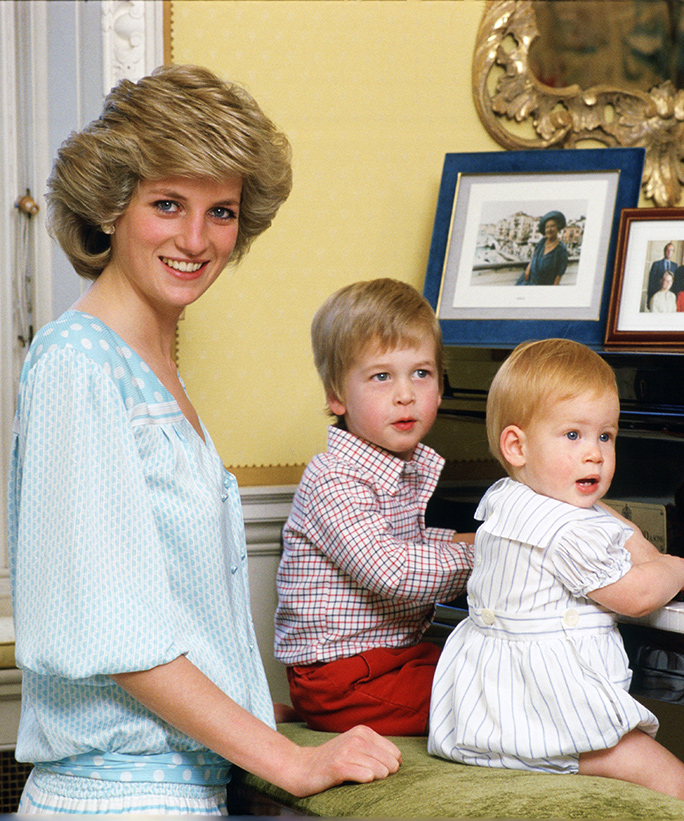 Get a Glimpse of Princess Diana's Handwriting in Letters About Sons