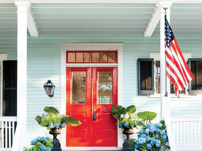 How To Properly Display The American Flag Southern Living