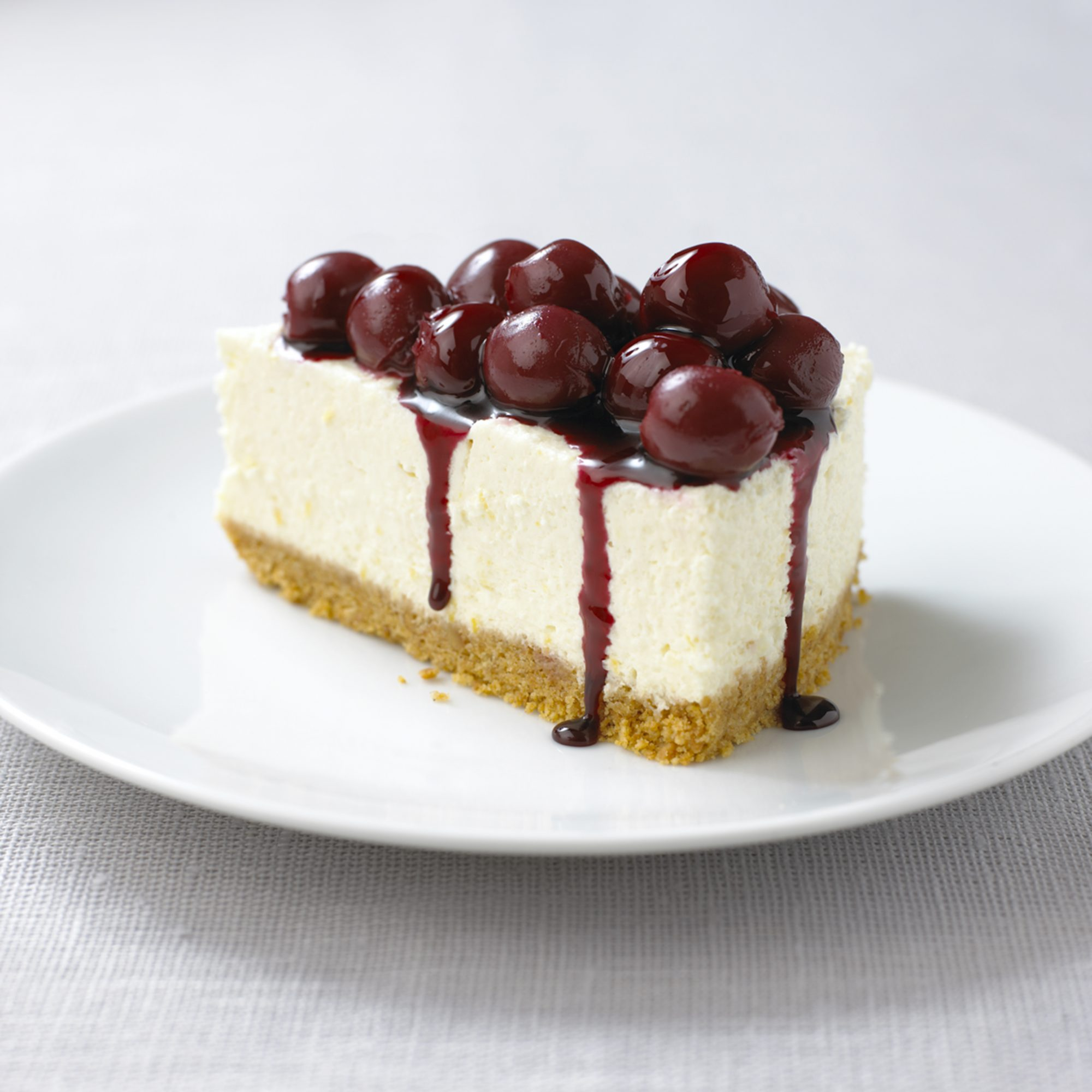 Secrets to the Best Cherry Cheesecake