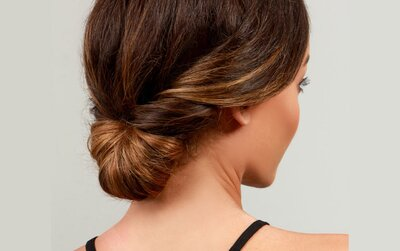 This Classic Updo Works The Best For Fine Hair Southern Living