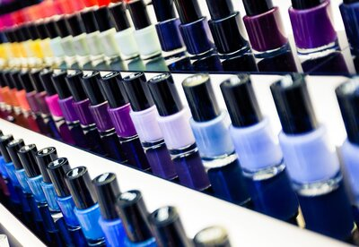 Pinterest Trends Reveal Spike in Lavender Nail Polish - Southern Living