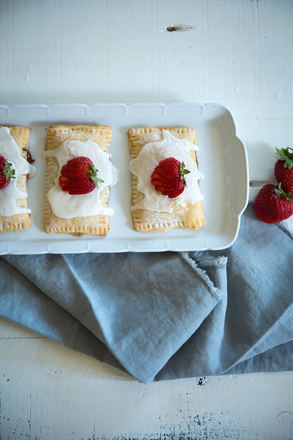 Caramelized Blog Hand Pies