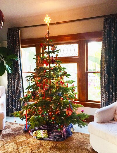 Pencil Christmas Tree.This Is What Our Homes Garden Editor Thinks Of The Pencil