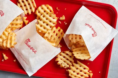 Chick-fil-A's Cheese Sauce is a Game-Changer for Waffle Fry