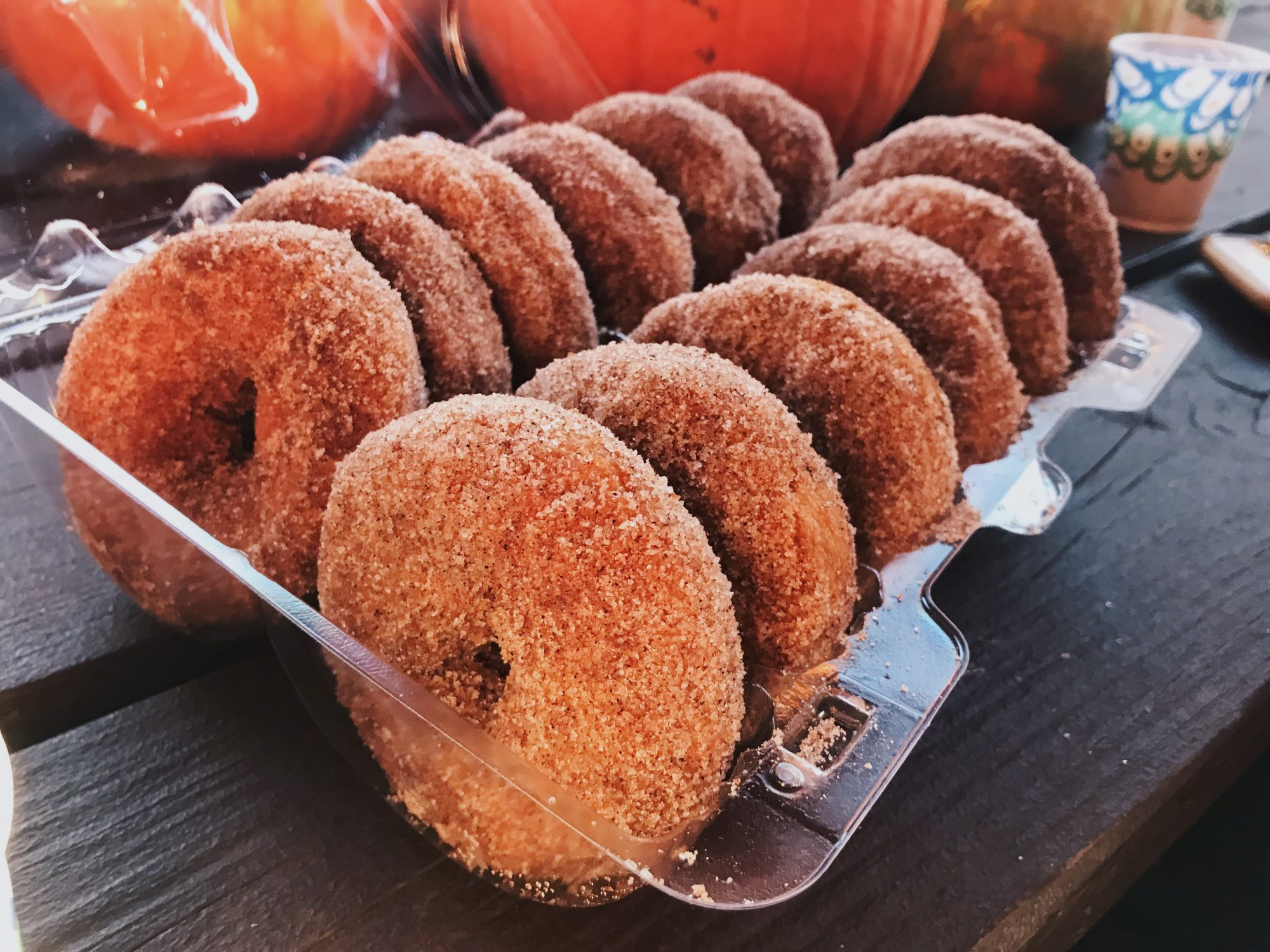 Apple Cider Donuts Carter Mountain Orchard