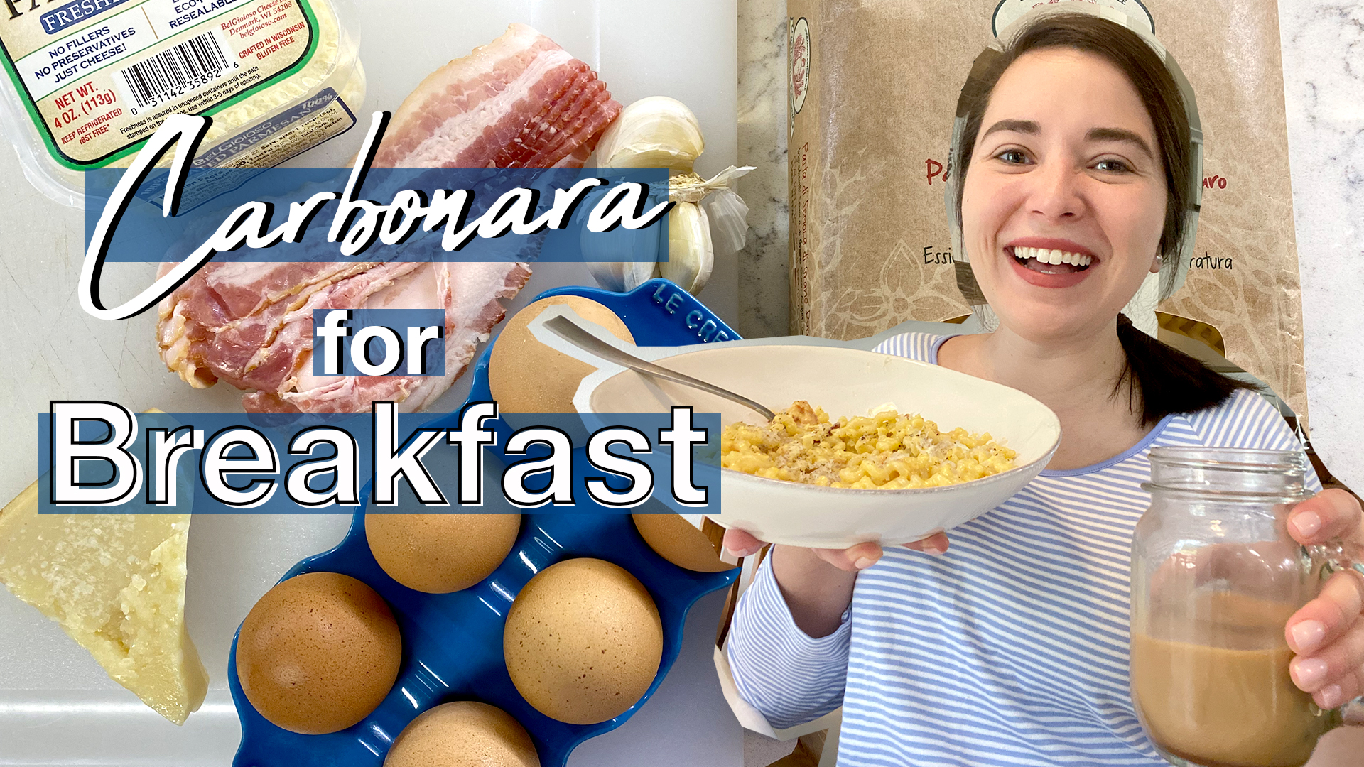 Breakfast Carbonara