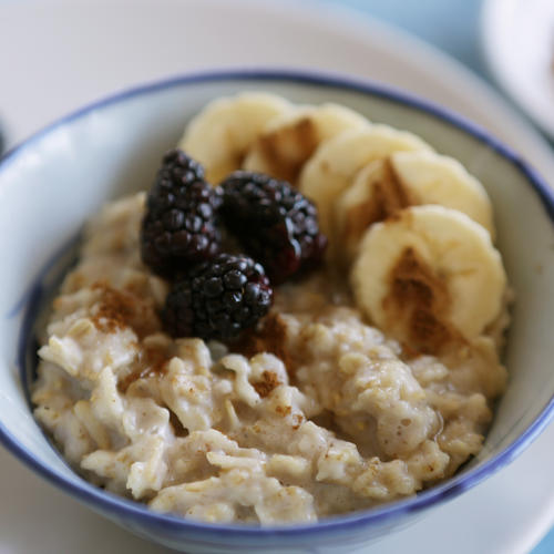 The Only Basic Oatmeal Recipe You'll Ever Need