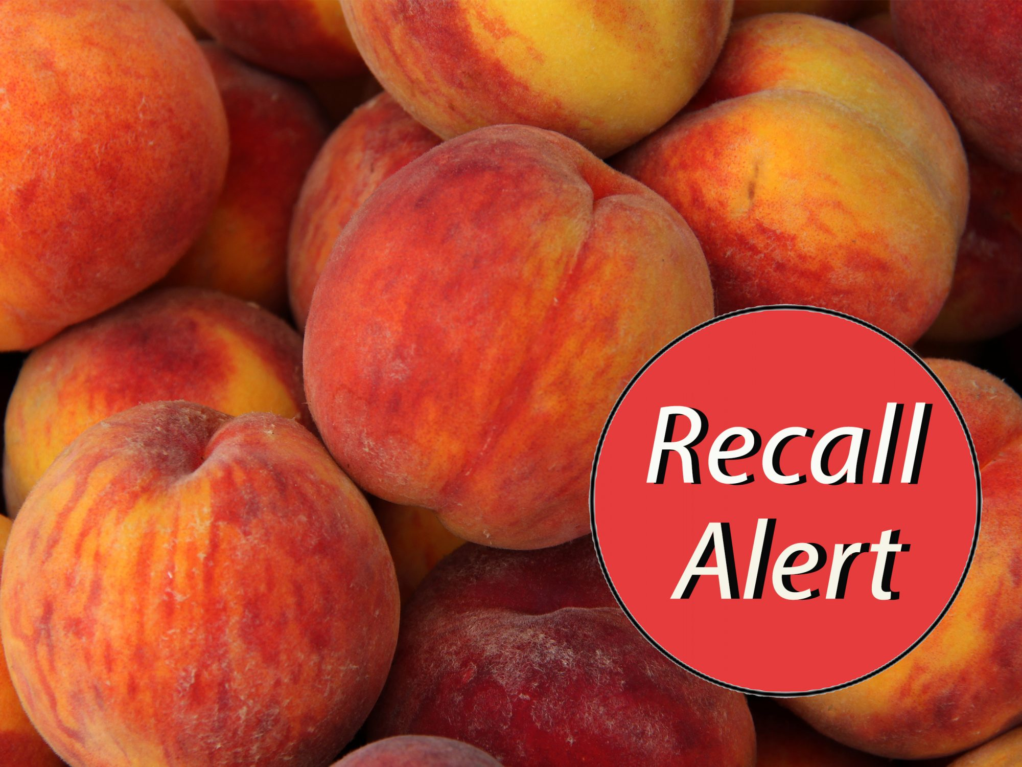 Peaches, Plums, and Nectarines Recalled Nationwide Due to Listeria Concerns
