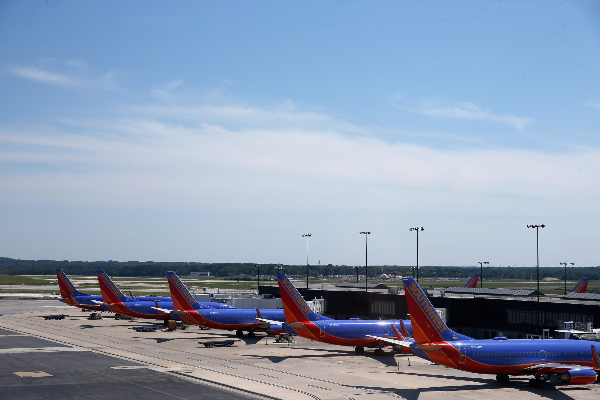 Flight Tracking Issues Delays Flights In DC Area