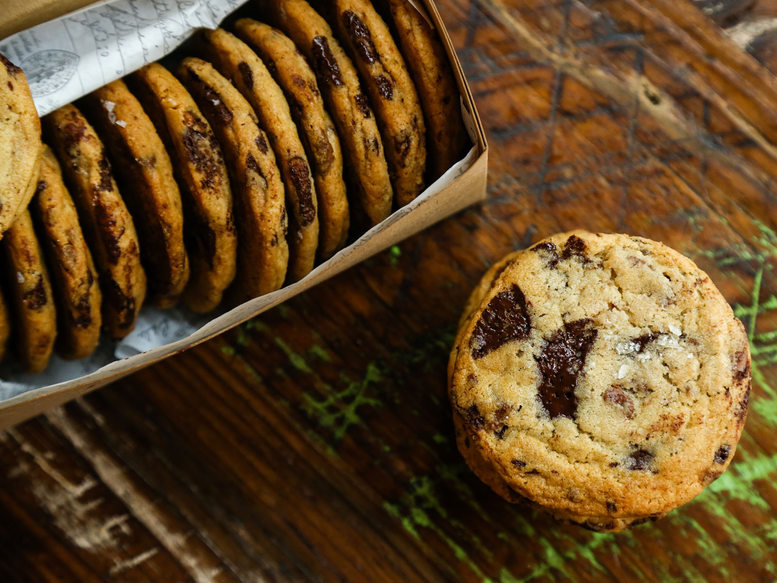 Willa Jean Chocolate Chip Cookies
