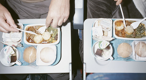 Why Does Airplane Food Taste Bad? Science Has the Answer
