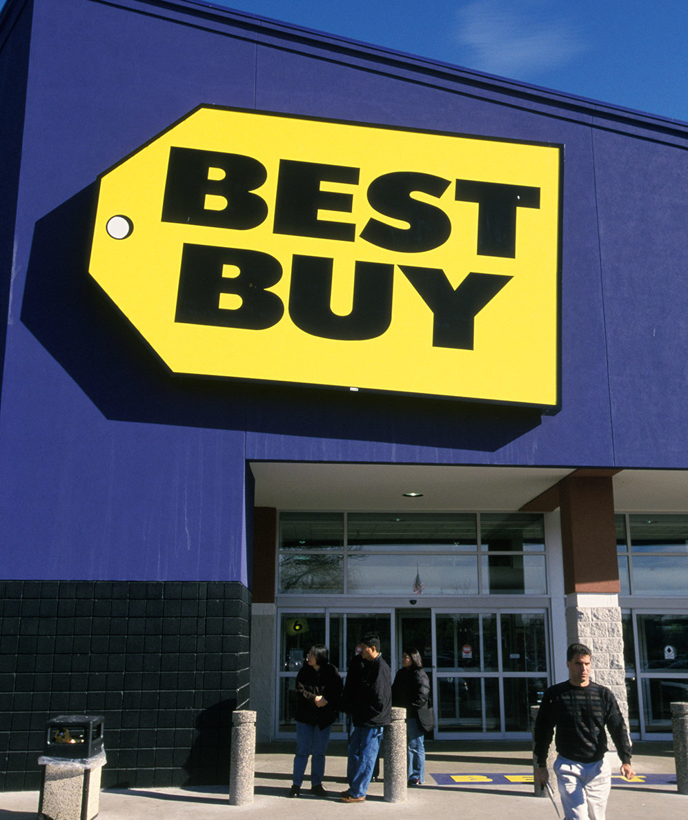 Best Buy to Stop Selling CDs—and People Are Losing It