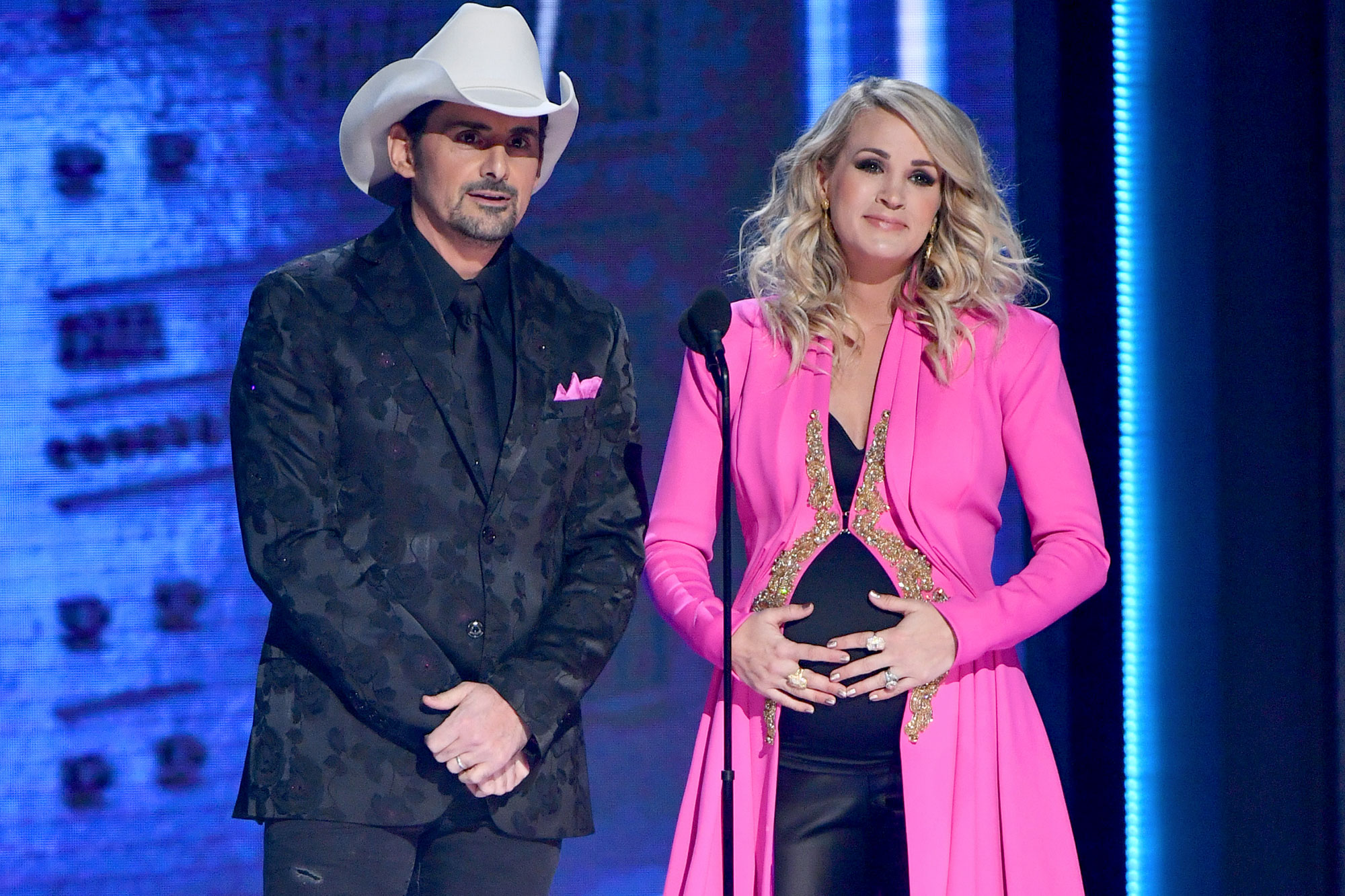Carrie Underwood Reveals She and Mike Fisher Are Expecting a Second Son: 'It's a Willie!' carrie-tout
