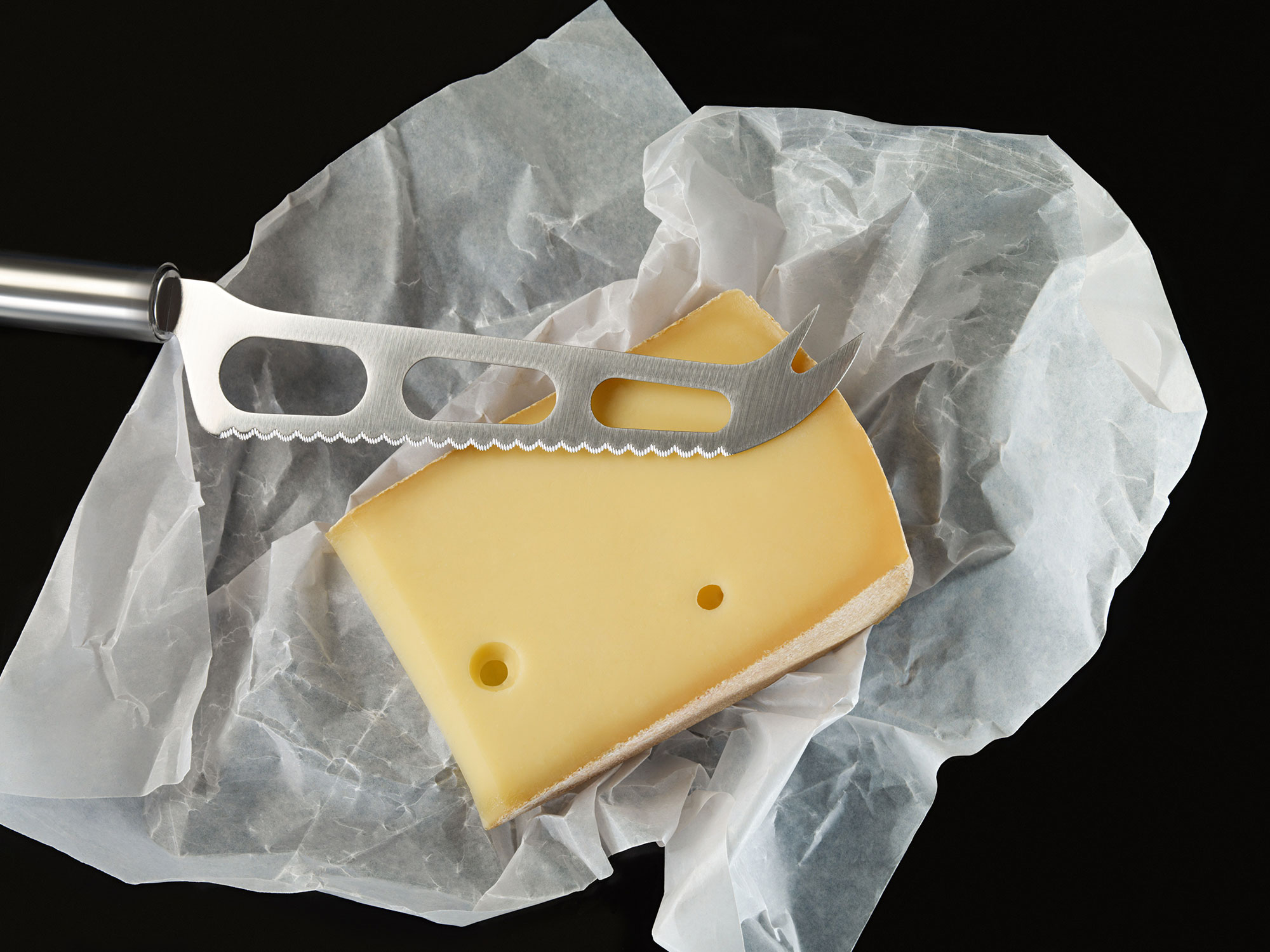 This Is Why Different Cheese Knives Exist